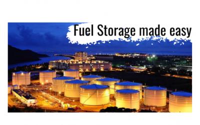 Fuel Storage Made Easy!